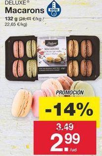 Oferta de Snacks Deluxe por 3,49€