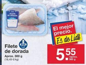 Oferta de Dorada por 5,55€