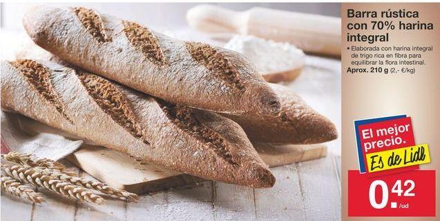 Oferta de Pan por 0,42€