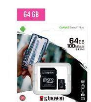 Oferta de MicroSD CANVAS SELECT PLUS SDCS2/ + adaptador 100MB/S por 11,9€