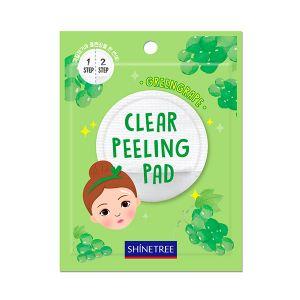 Oferta de Clear Peeling Pad Greengrape por 1,5€