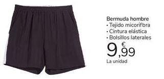 Oferta de Bermuda hombre TEX por 9,99€