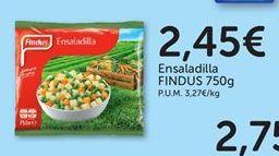 Oferta de Ensaladilla rusa Findus por 2,45€