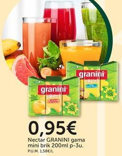 Oferta de Néctar Granini por 0,95€