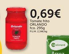 Oferta de Tomate frito Orlando por 0,69€