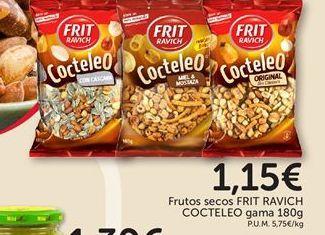 Oferta de Frutos secos Frit Ravich por 1,15€