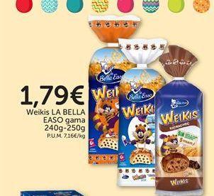 Oferta de Bollería La Bella Easo por 1,79€
