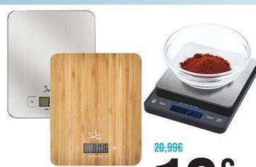 Oferta de Balanza de cocina Jata por 16€