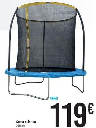 Oferta de Cama elástica  por 119€