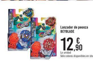 Oferta de Lanzador de peonza BEYBLADE por 12,9€