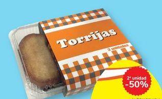 Oferta de Torrijas Bandeja por 3,99€
