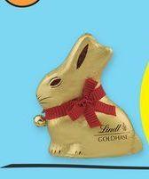 Oferta de Conejo de chocolate Pascua LINDT por 3,75€