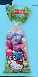 Oferta de Huevos de chocolate HELLO KITTY Carrefour por 4,25€