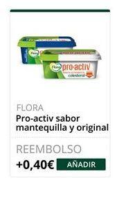 Oferta de Mantequilla Flora por