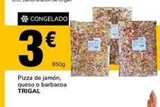 Oferta de Pizza Trigal por 3€