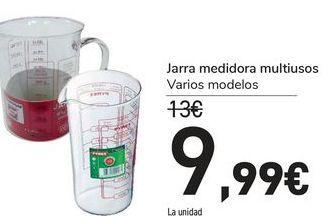 Oferta de Jarra medidora multiusos por 9,99€