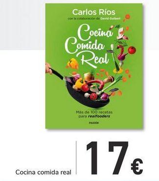 Oferta de Cocina comida real por 17€