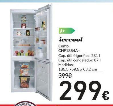 Oferta de Combi CNF1854A+ icecool por 299€