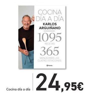 Oferta de Cocina día a día  por 24,95€