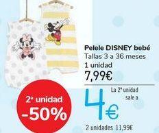 Oferta de Pelele DISNEY Bebé  por 7,99€