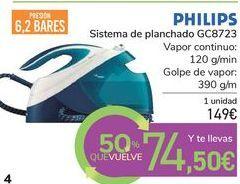 Oferta de Sistema de planchado GC8723 PHILIPS por 149€