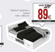 Oferta de Camas por 89€