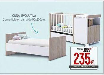 Oferta de Cunas por 235€