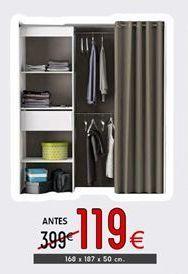 Oferta de Armarios por 119€