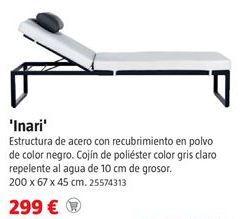 Oferta de Cama de jardín por 299€