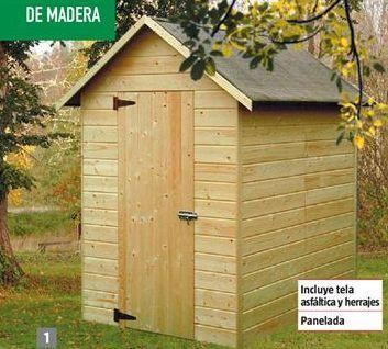 Oferta de Caseta de jardín por 299€