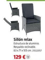 Oferta de Sillones por 129€