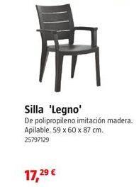 Oferta de Sillas por 17,29€