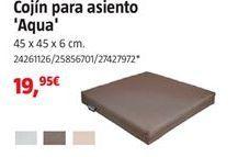 Oferta de Cojines por 19,95€
