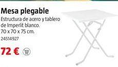 Oferta de Mesa plegable por 72€