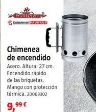 Oferta de Chimenea por 9,99€