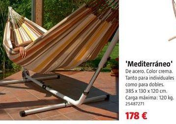 Oferta de Hamaca por 178€