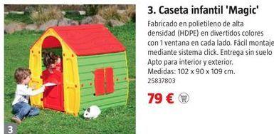 Oferta de Casita infantil por 79€