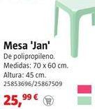 Oferta de Mesa infantil por 25,99€