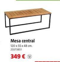 Oferta de Mesa de centro por 349€
