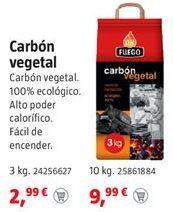 Oferta de Carbón por 2,99€