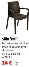 Oferta de Sillas de jardín por 24€