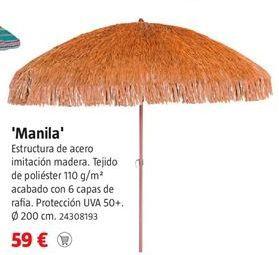 Oferta de Sombrilla por 59€