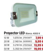 Oferta de Proyector led por 7,99€