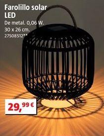 Oferta de Farolillo por 29,99€
