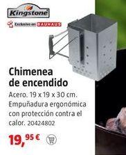 Oferta de Chimenea por 19,95€