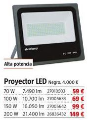 Oferta de Proyector led por 59€