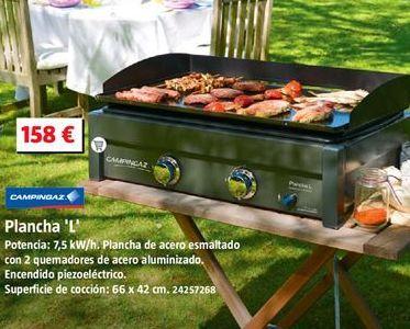 Oferta de Barbacoas por 158€