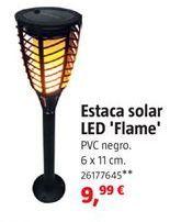 Oferta de Lámpara solar por 9,99€