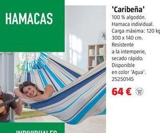 Oferta de Hamaca por 64€
