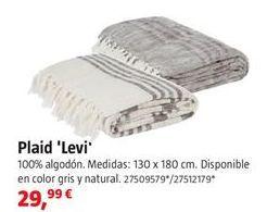 Oferta de Plaid por 29,99€